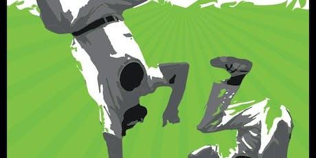 Capoeira biglietti