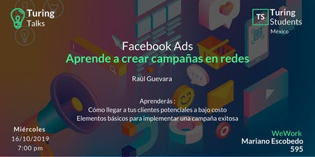Facebook Ads entradas