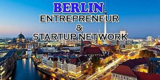 Berlin's Biggest Business, Tech & Entrepreneur Professional Networking Soriee