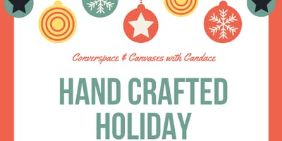 Hand Crafted Holiday Pop Up Shop