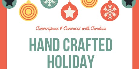 Hand Crafted Holiday Pop Up Shop tickets