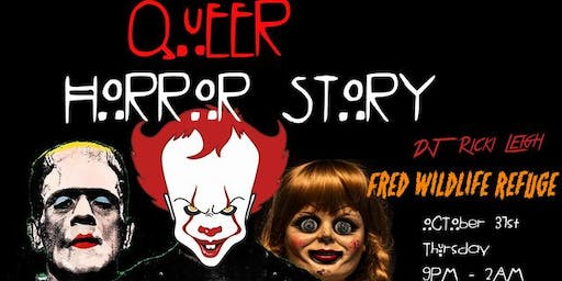 Queer Horror Story Hollween Party