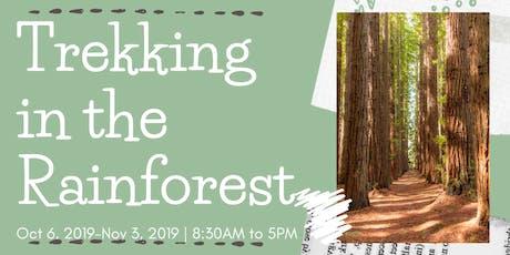 Trekking in the Rainforest tickets
