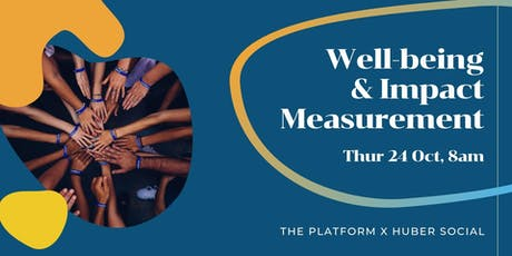 Well-being & Impact Measurement tickets