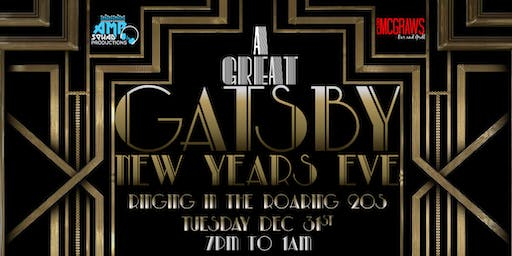 A GREAT GATSBY NYE