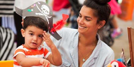 Mini mariners: November - Pirates Ahoy tickets