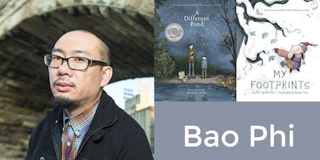 Author/Poet Bao Phi tickets