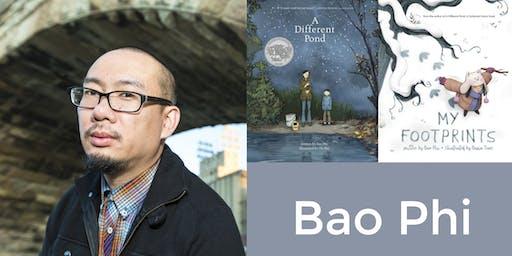 Author/Poet Bao Phi