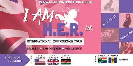 Copy of I Am H.E.R. UK International Conference Tour tickets