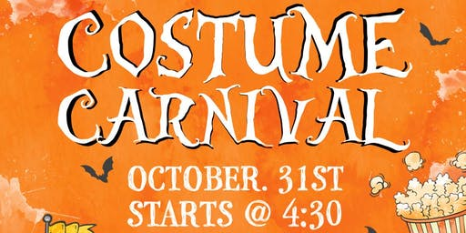 9th Annual Halloween Costume Carnival