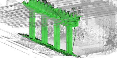 La Geomatica per il Monitoraggio degli Edifici, delle Infrastrutture e dell'Ambiente