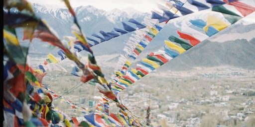 From Bathurst to Bhutan and beyond: meet Andrew Denton and Kinley Dorji