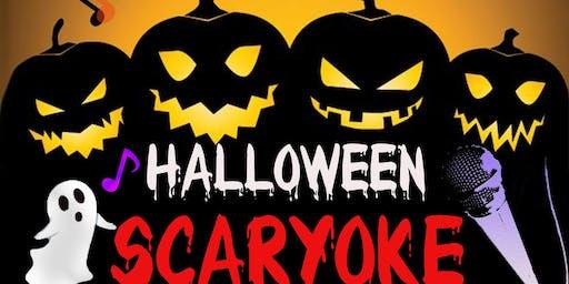 Halloween Scaryoke Tuesdays
