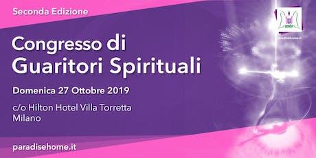 Congresso di Guaritori Spirituali biglietti