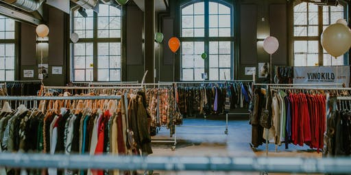 FREE TICKETS: Vintage Kilo Sale • Nürnberg • VinoKilo