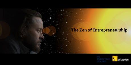 The Zen of Entrepreneurship tickets