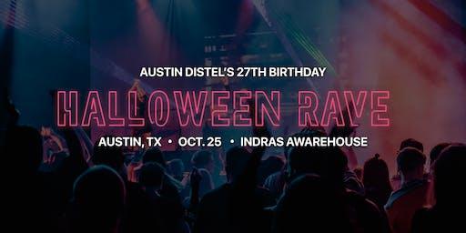 Austin Distel's Halloween Rave