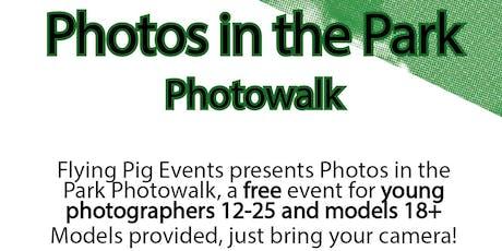 Photos in the Park - Photowalk tickets