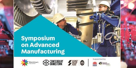 Symposium on Advanced Manufacturing tickets