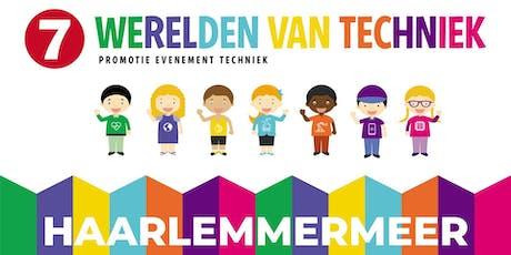 Ondernemersontbijt PET Techniekdag Haarlemmermeer en Bollenstreek tickets