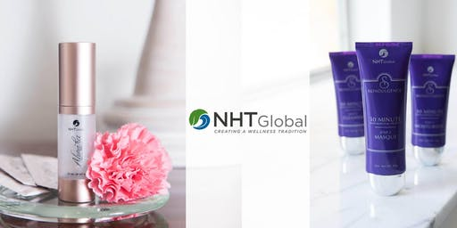 NHT Global product launch - India
