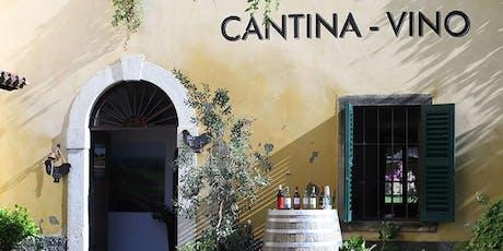Wine and food tasting in aging cellar in Lazise biglietti