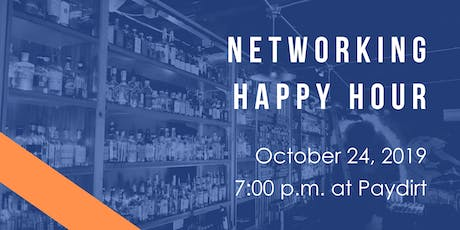 Networking Happy Hour: Paydirt tickets