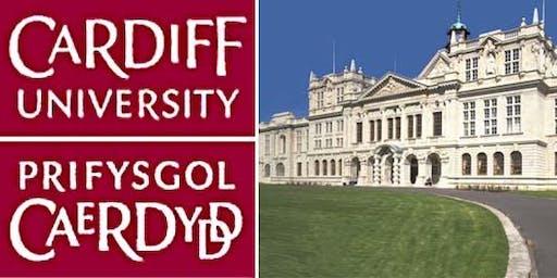 CARDIFF UNIVERSITY SCHOOL OF LAW AND POLITICS LPC & BTC OPEN AFTERNOON