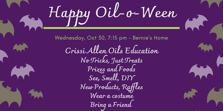 Happy Oil-o-Ween Party tickets