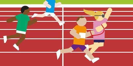 Inclusive Athletics - Scottish Athletics