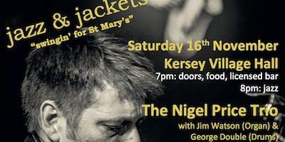 Jazz & Jackets with the Nigel Price ****