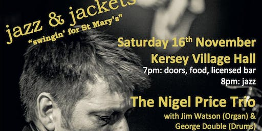 Jazz & Jackets with the Nigel Price Trio