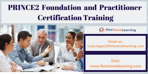 PRINCE2 Foundation and Practitioner Certification Training in Redfern,NSW