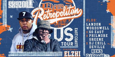 SKYZOO & ELZHI performing Live in Boston tickets