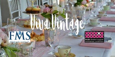 Viva Vintage High Tea Party tickets