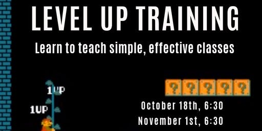 LEVEL UP: simple, effective doTERRA classes