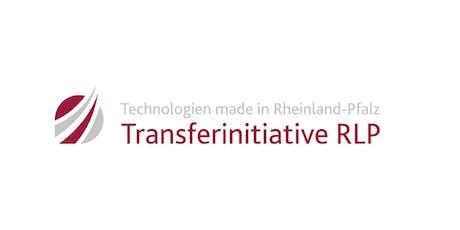 """Forum """"Additive Manufacturing RLP"""" Qualitätssicherung & Prozessüberwachung tickets"""