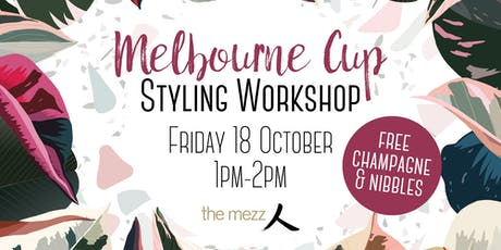 Mezz Mama Styling Workshop tickets