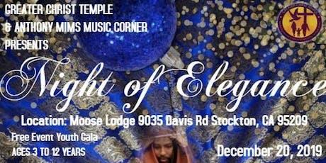 Night of Elegance - Youth Gala tickets