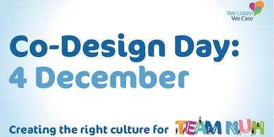Culture & Leadership Co-Design Day