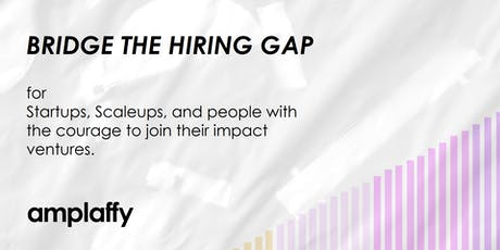 BRIDGE THE HIRING GAP tickets