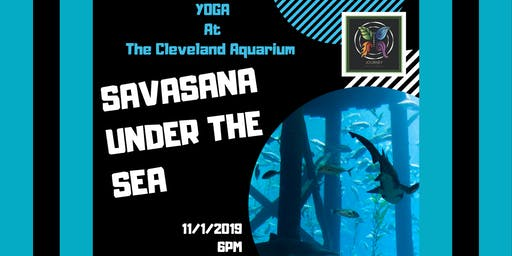 Savasana Under the Sea