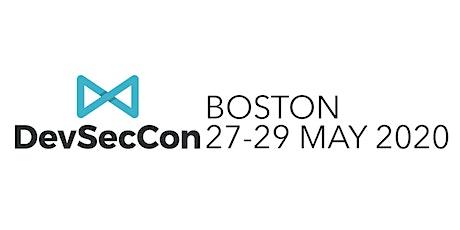 DevSecCon Boston 2020 tickets
