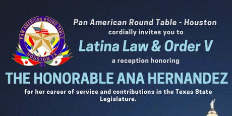 Latina Law & Order V: Honoring The Honorable Ana Hernandez tickets