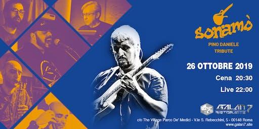 SONAMO' Tribute Band Pino Daniele