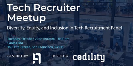 Tech Recruiter Meetup tickets