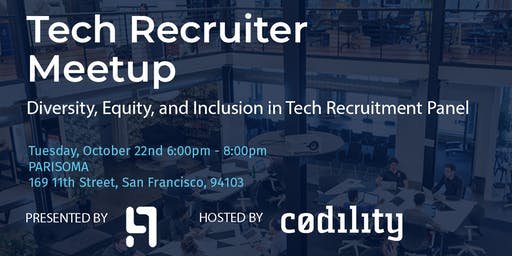 Tech Recruiter Meetup