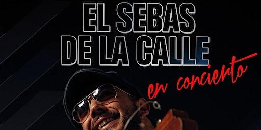 SEBAS DE LA CALLE  SALA CARACOL