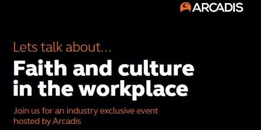 Faith in the Workplace Event