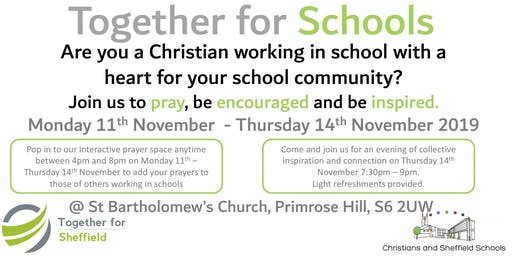 Together for Schools Event